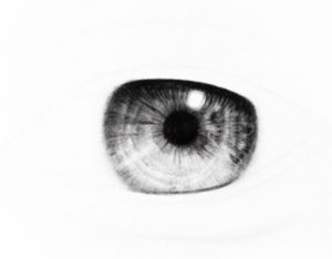 easy tutorial how to draw an eye silvie mahdal the art of pencil