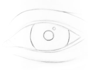 Easy Tutorial How To Draw An Eye Silvie Mahdal The Art Of Pencil